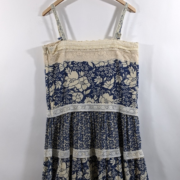 Anthropologie Maeve Dresses & Skirts - Anthropologie Maeve She Who is Beautiful Dress 2
